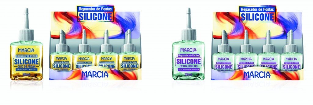 Silicones Márcia Pack