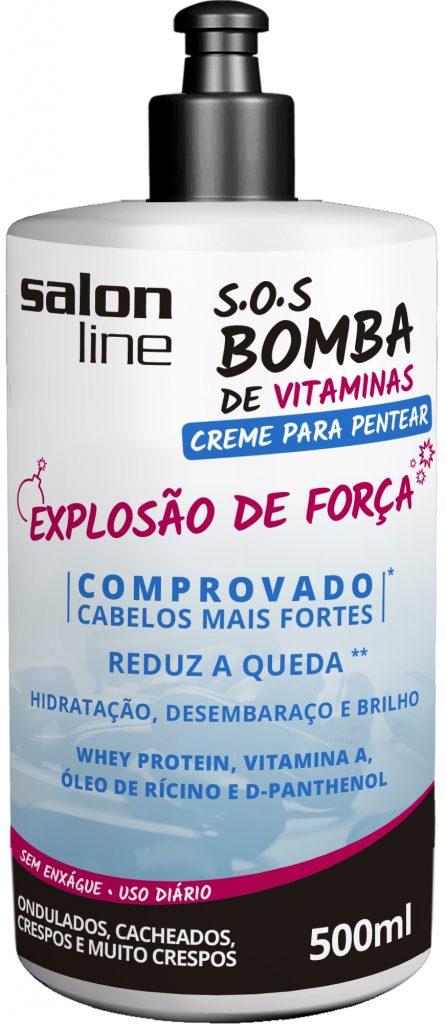 SOS Bomba de Vitaminas