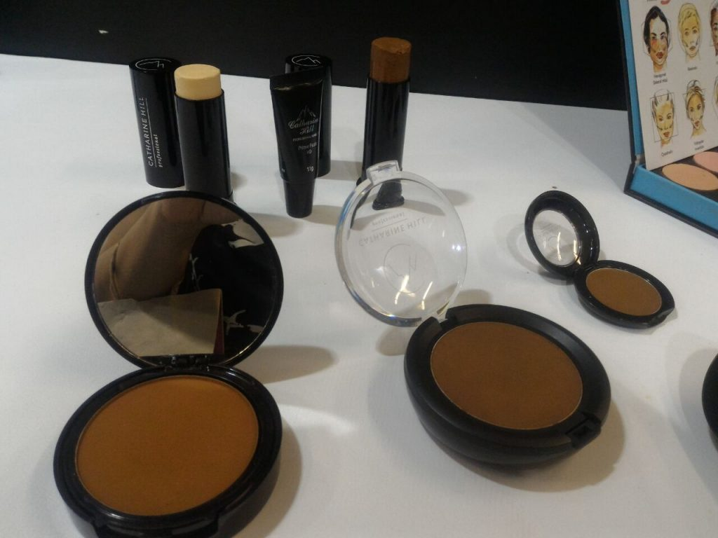 the makeup experience