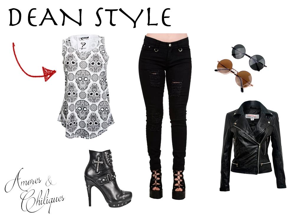 dean style