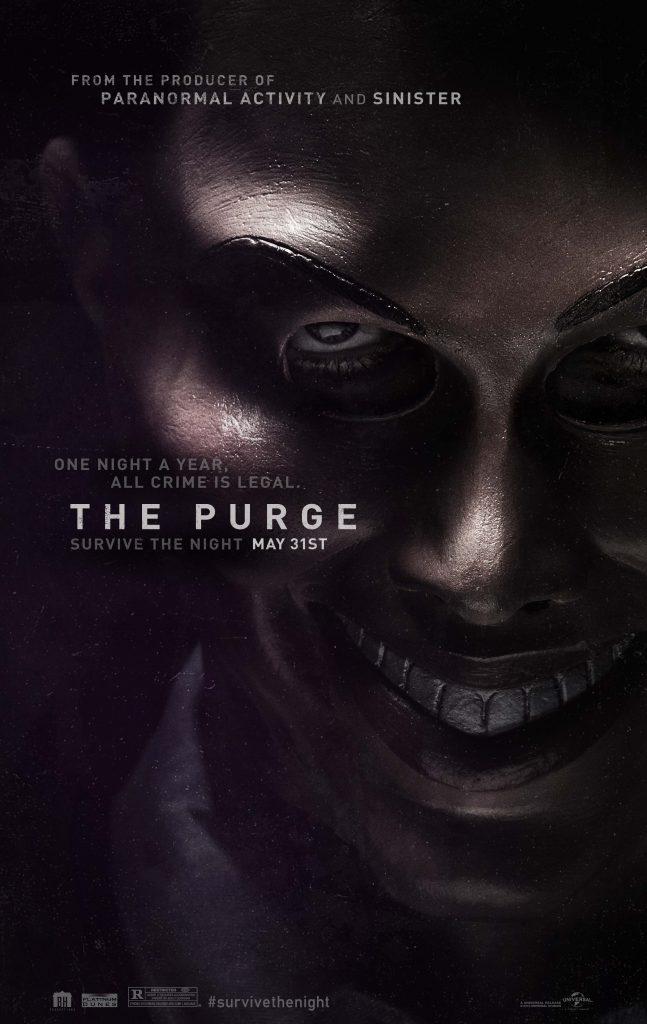 5 filmes para assistir nesse halloween the purge uma noite de crime