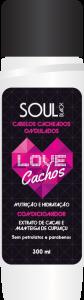 condicionador Love Cachos Soul Black