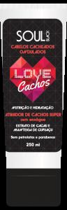 ativador de cachos Love Cachos Soul Black