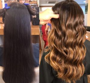 verão 2018 dark lights cabelo