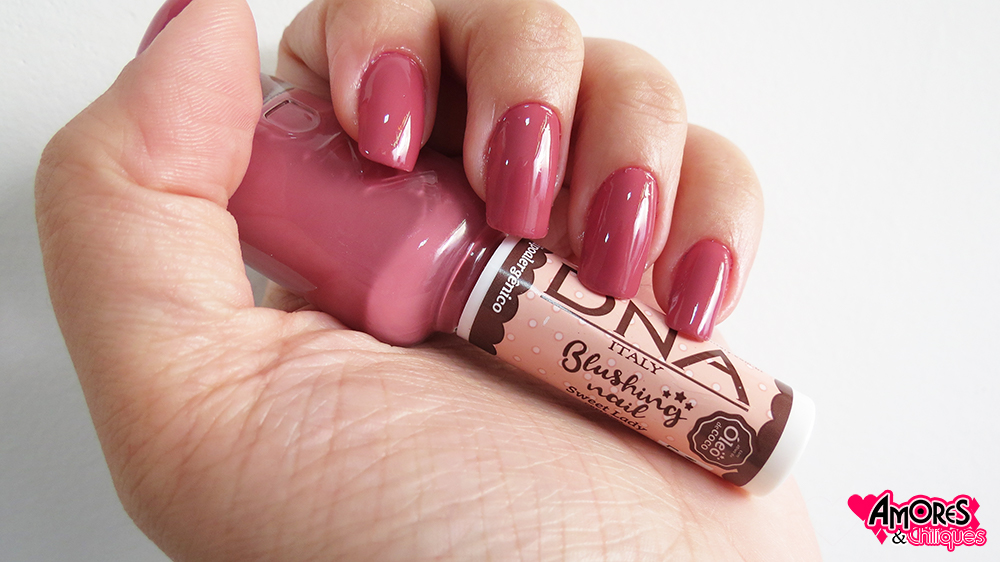 SWEET LADY DNA ITALY BLUSHING NAIL