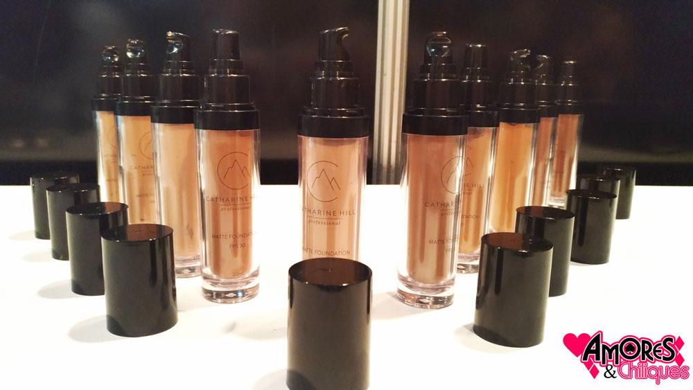 lançamentos da catharine hill beauty fair 2017 base líquida batom matte resenha paleta sombras demaquilante socorro sp amores e chiliques blog