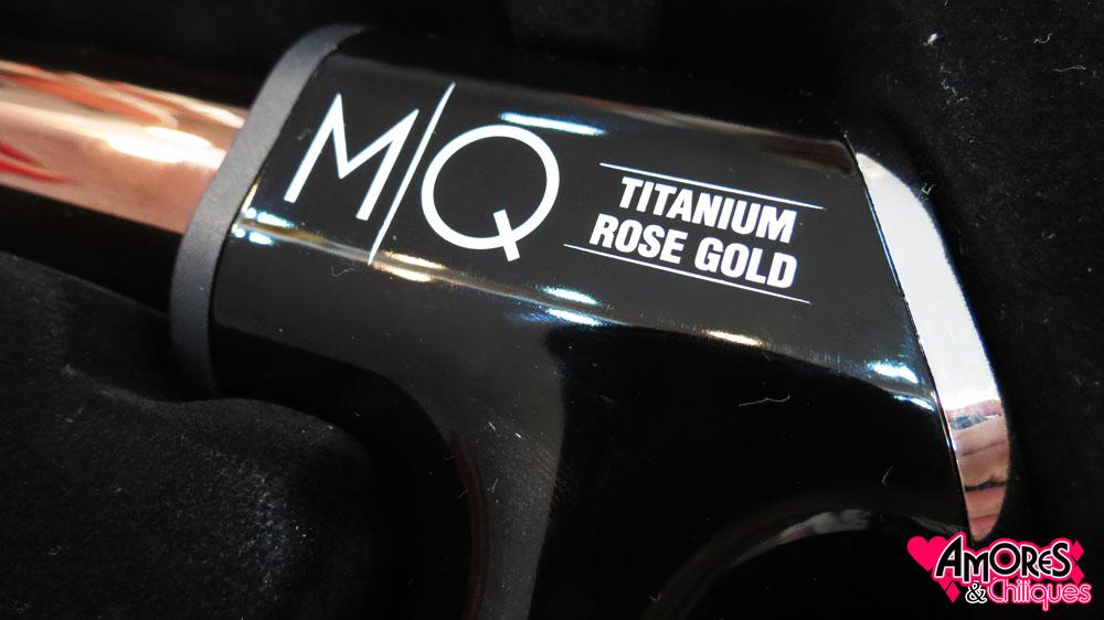 modelador titanium rosé gold mq hair cupom de desconto amores e chiliques blog socorro sp