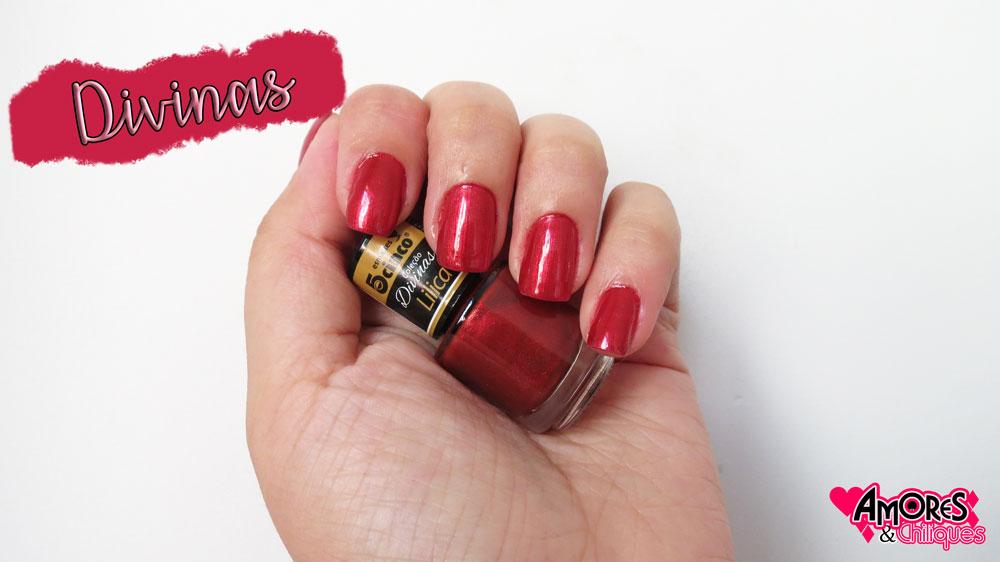 mini-esmaltes-5cinco-Lilica-coleção-divinas-socorro-sp-blog-amores-e-chiliques