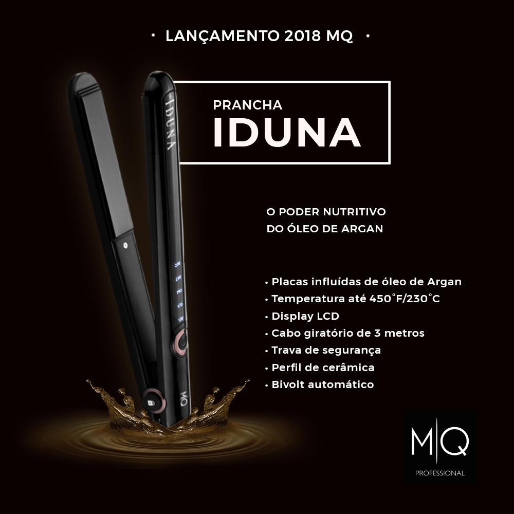 prancha iduna release mq hair lançamento hair brasil 2018 amores e chiliques blog socorro sp
