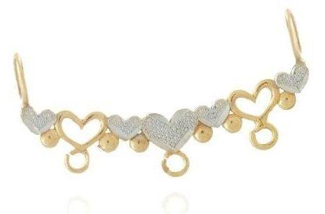 pingentes de ouro surgimento das joias blog amores e chiliques socorro sp